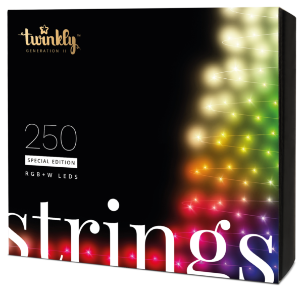 Twinkly - Holiday Light Set
